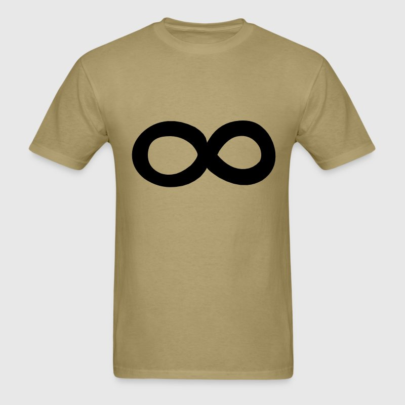 Endless Symbol T-Shirts - Men's T-Shirt