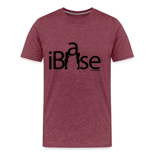IBASE CHEERLEADING T SHIRT - Men's Premium T-Shirt