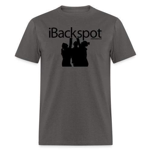 IBACKSPOT CHEERLEADING T SHIRT - Men's T-Shirt