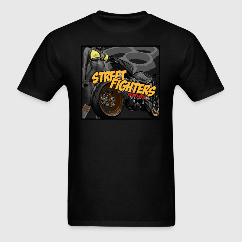 STREETFIGHTERS - Men's T-Shirt