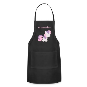 Sweetie Belle pixel - Adjustable Apron