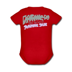 Daring-Do - Short Sleeve Baby Bodysuit