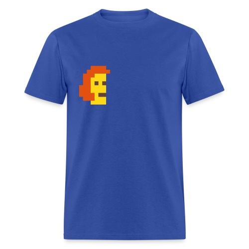 McPixel Head T-Shirt - Men's T-Shirt