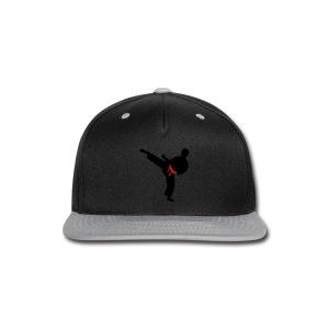 Martial Arts - Snap-back Baseball Cap
