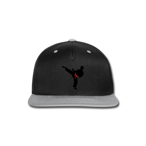 Martial Arts - Snap-back Baseball Cap