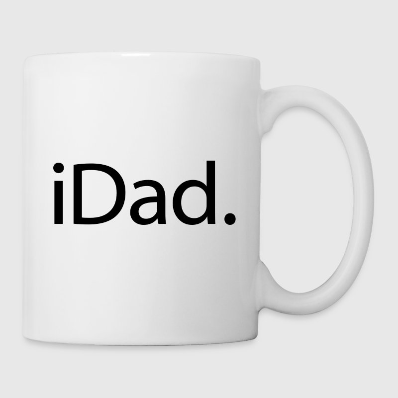 iDad - iSpoof - Coffee/Tea Mug