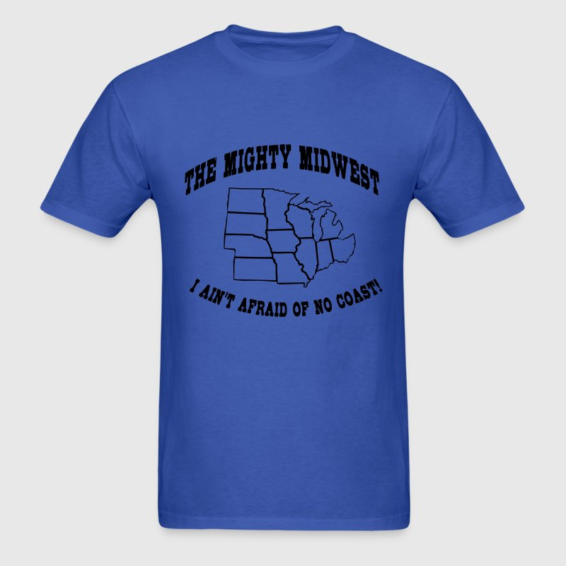 Mighty Midwest T-Shirts - Men's T-Shirt
