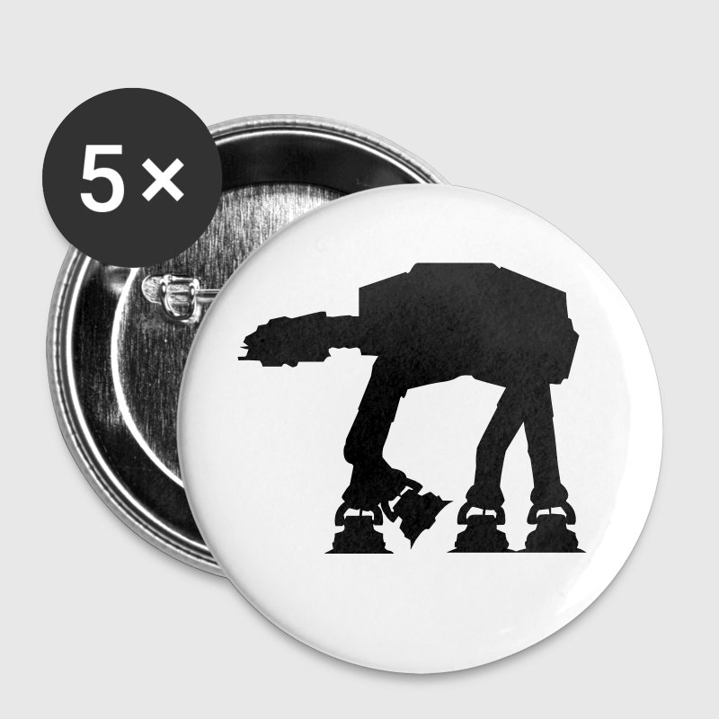 AT-AT Walker - VECTOR Buttons - Large Buttons