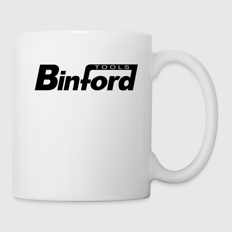 Binford Tools (home improvement) (black) Gift - Coffee/Tea Mug