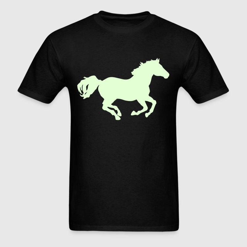 Horse VECTOR T-Shirts - Men's T-Shirt