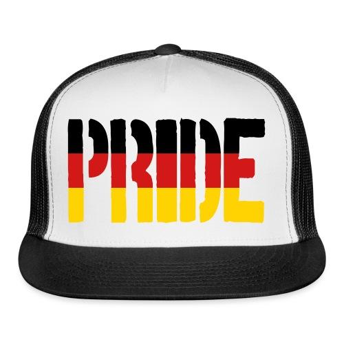 PRIDE Germany Flag, Proud to be German - Trucker Cap