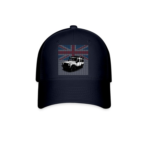 Union Jack Land Rover Defender - Baseball Cap
