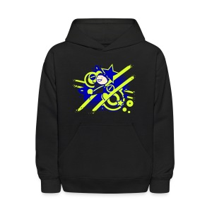 Charles the Raver Celebration HOODIE - Kids' Hoodie