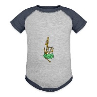 Bagpipes - Baby Contrast One Piece
