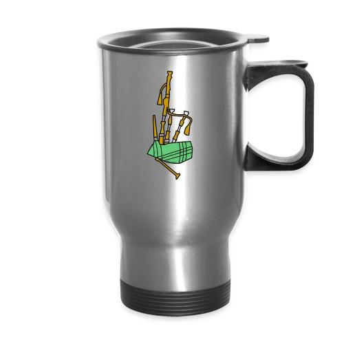 Bagpipes - Travel Mug