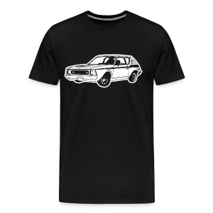 AMC Gremlin illustration - Men's Premium T-Shirt