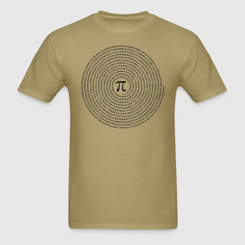 Pi 3.14 number t-shirt - Men's T-Shirt