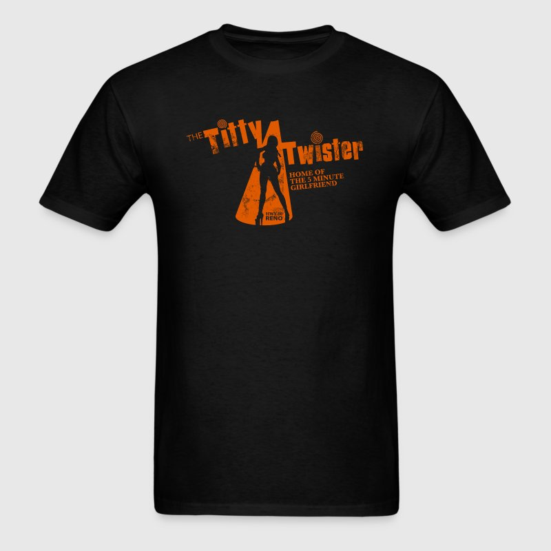 THE TITTY TWISTER T-Shirts - Men's T-Shirt
