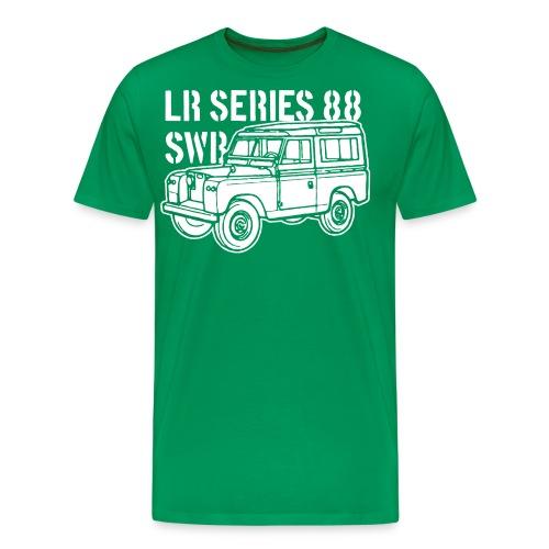 Land Rover Series 88 SWB - Men's Premium T-Shirt
