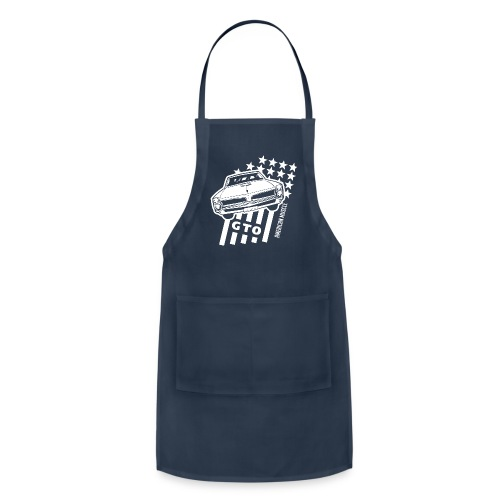 Pontiac GTO Stars & Stripes - Adjustable Apron
