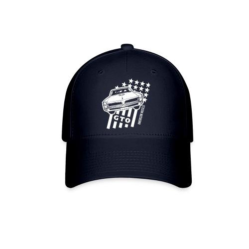 Pontiac GTO Stars & Stripes - Baseball Cap