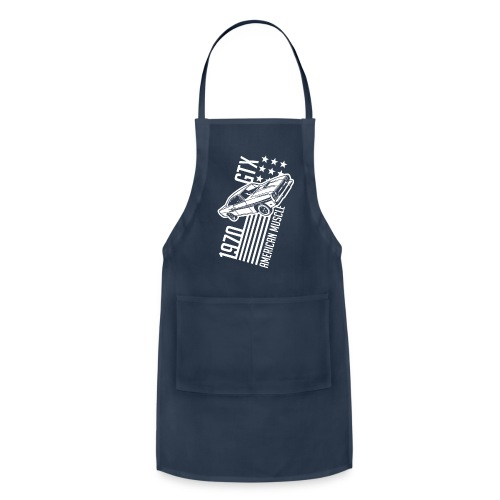 1970 Plymouth GTX stars and stripes - Adjustable Apron