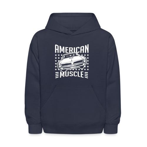 Pontiac GTO American Muscle - Kids' Hoodie