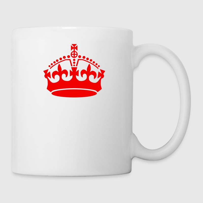 keep calm crown Gift - Coffee/Tea Mug