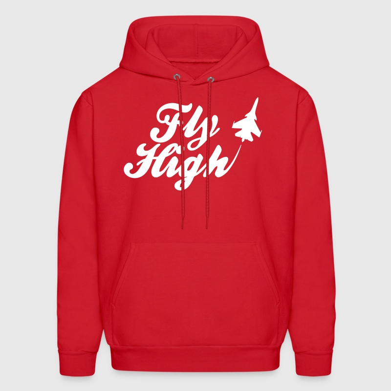 Fly HIgh Hoodies - stayflyclothing.com - Men's Hoodie