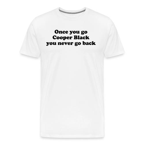 Lightweight Tee - Men's Premium T-Shirt