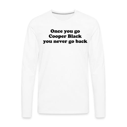 Lightweight Tee - Men's Premium Long Sleeve T-Shirt
