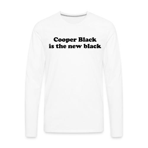 American Apparel Tee - Men's Premium Long Sleeve T-Shirt