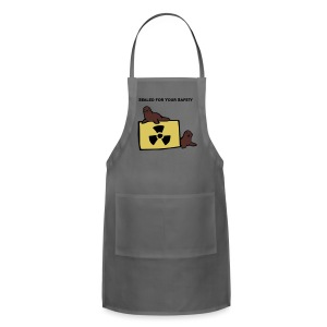 Sealed for Your Safety Men's Lightweight - Adjustable Apron