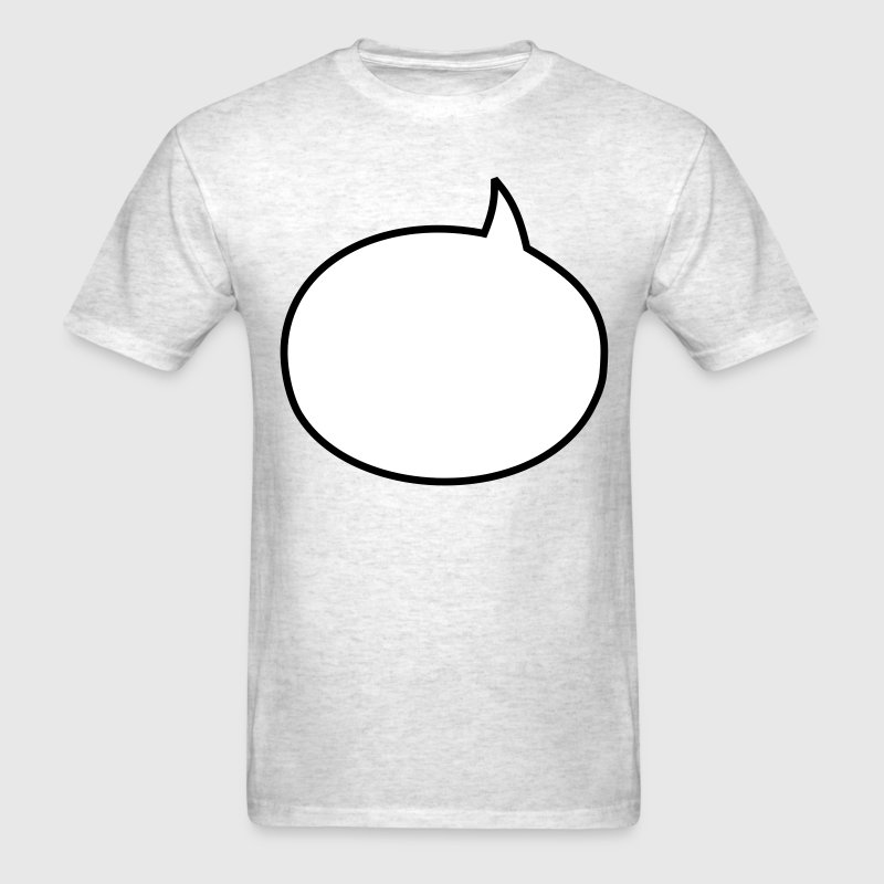 SPEECH BUBBLE T-Shirts - Men's T-Shirt