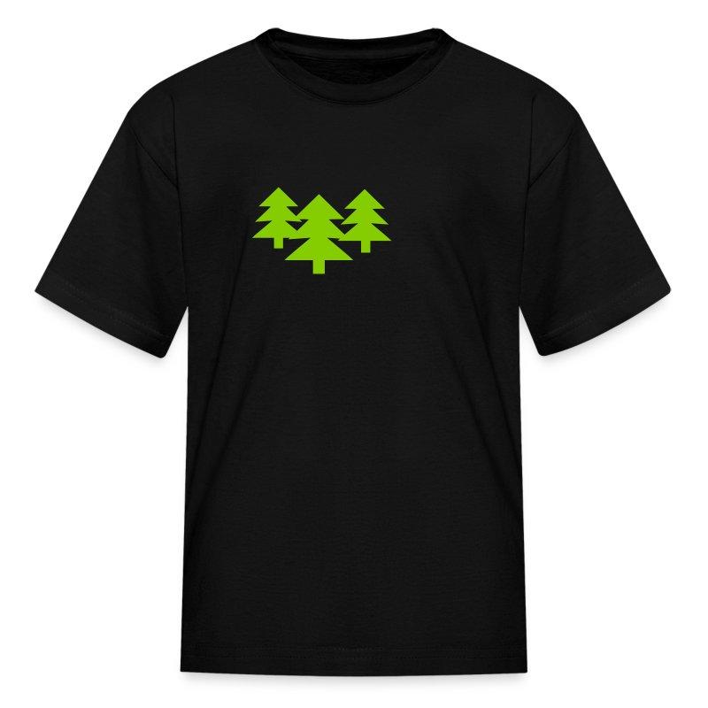 Wood Tree Trees T Shirt Spreadshirt