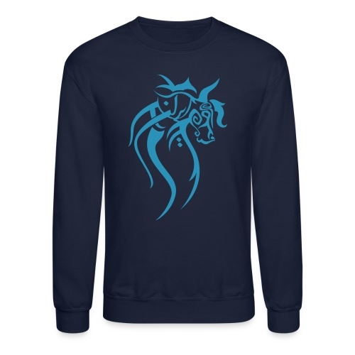 deep blue - Crewneck Sweatshirt