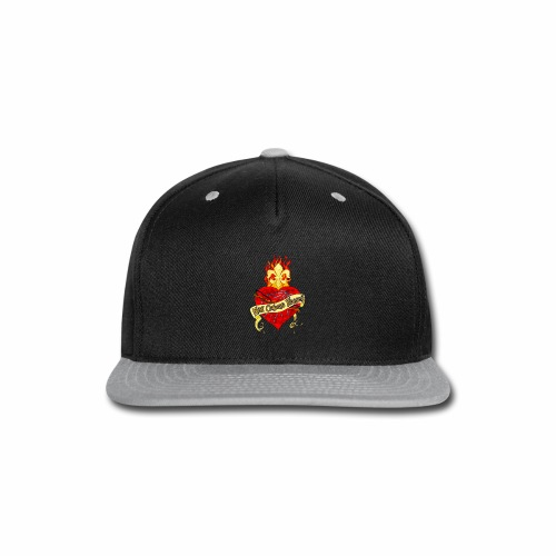 New Orleans Forever! Kid's Hooded Sweatshirt - Snap-back Baseball Cap