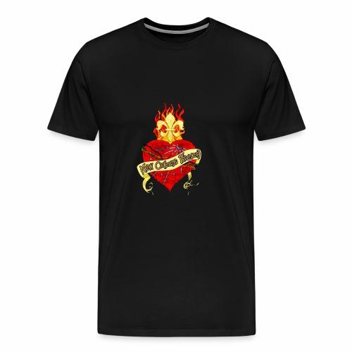 New Orleans Forever! Kid's Hooded Sweatshirt - Men's Premium T-Shirt
