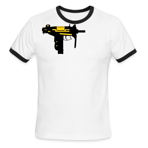 Uzi - Men's Ringer T-Shirt