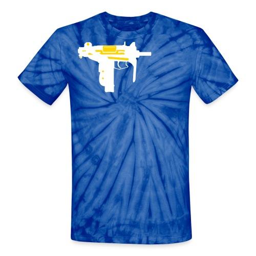 Uzi - Unisex Tie Dye T-Shirt