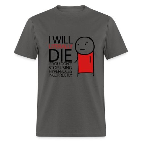 Hyperbole Women's Tee - Men's T-Shirt