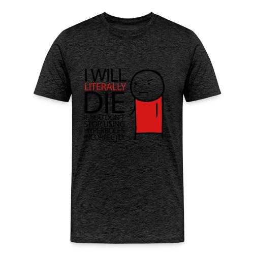 Hyperbole Women's Tee - Men's Premium T-Shirt