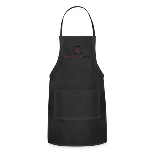 Glow-in-the Dark logo - Adjustable Apron