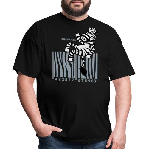 Men's T-Shirt - Zebra Code