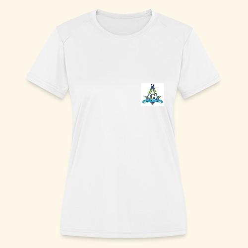 Faith, Hope, Charity - Women's Moisture Wicking Performance T-Shirt