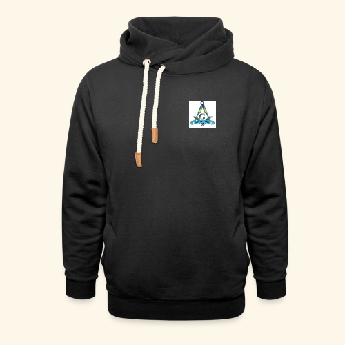 Faith, Hope, Charity - Shawl Collar Hoodie