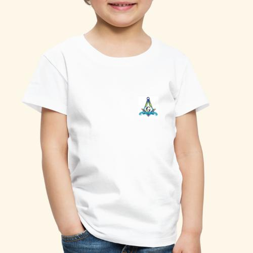 Faith, Hope, Charity - Toddler Premium T-Shirt