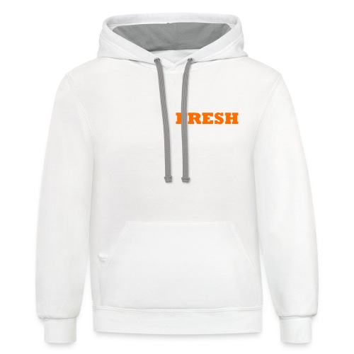 FRESH Premium Collection - Contrast Hoodie