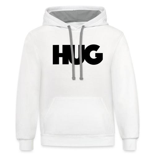 HUG Center (Founder Set) - Contrast Hoodie