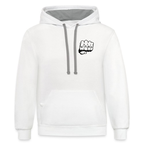 My new merch - Contrast Hoodie